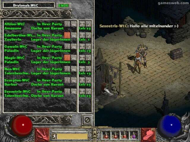 Diablo II - Screenshots - Bild 1