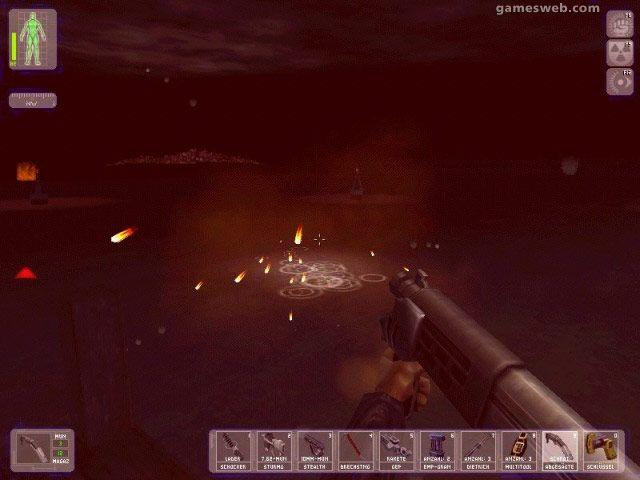 Deus Ex - Screenshots - Bild 2