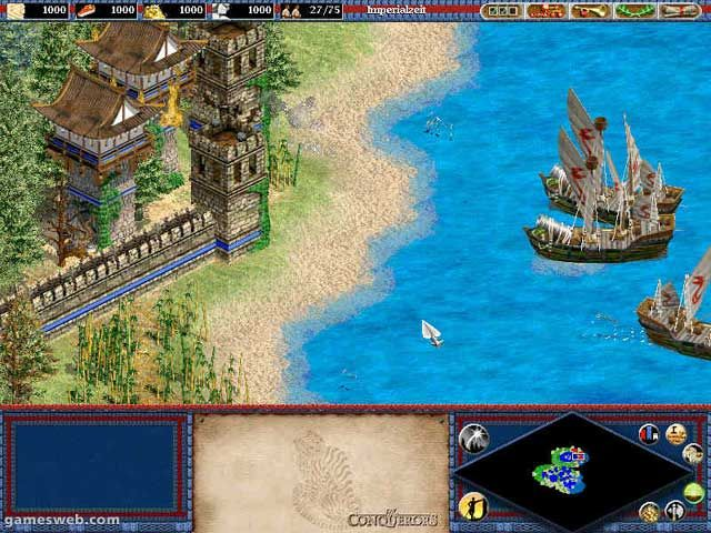 Age of Empires II: The Conquerors Expansion: - Screenshots