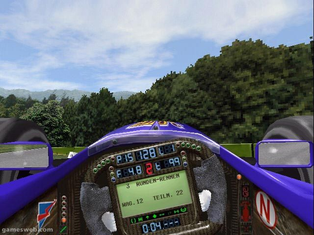 Grand Prix 3 - Screenshots - Bild 9