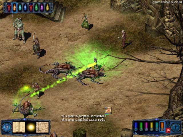 Pool of Radiance: Ruins of Myth Drannor  Archiv - Screenshots - Bild 4