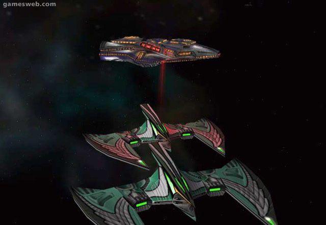 Starfleet Command 2 Screenshots Archiv - Screenshots - Bild 5