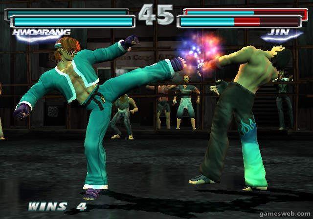 Tekken Tag  Archiv - Screenshots - Bild 2