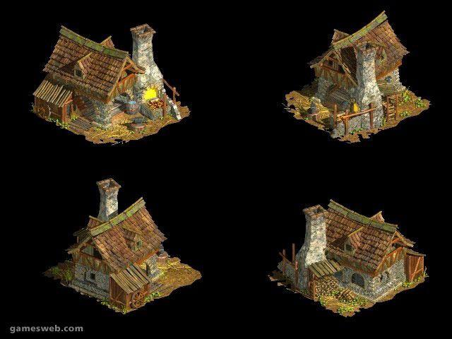 Anno 1503 Gebäude Archiv - Screenshots - Bild 10
