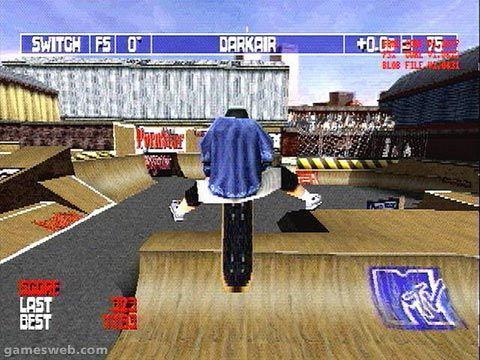 MTV Sports: Skateboarding  Archiv - Screenshots - Bild 12