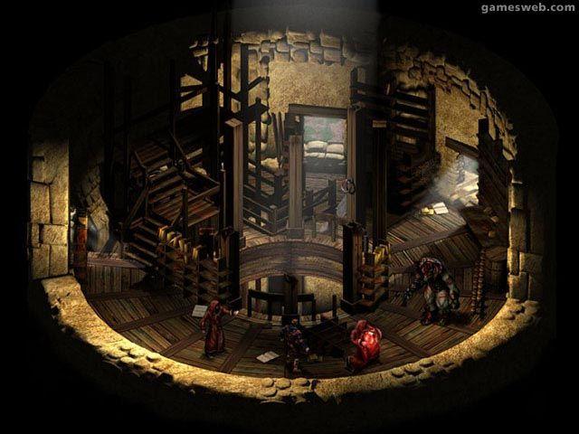 Pool of Radiance: Ruins of Myth Drannor  Archiv - Screenshots - Bild 7
