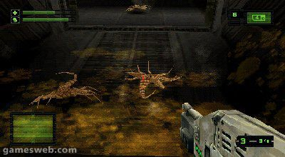 Alien Resurrection  Archiv - Screenshots - Bild 4