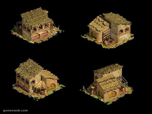 Anno 1503 Gebäude Archiv - Screenshots - Bild 2