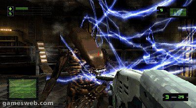 Alien Resurrection  Archiv - Screenshots - Bild 9
