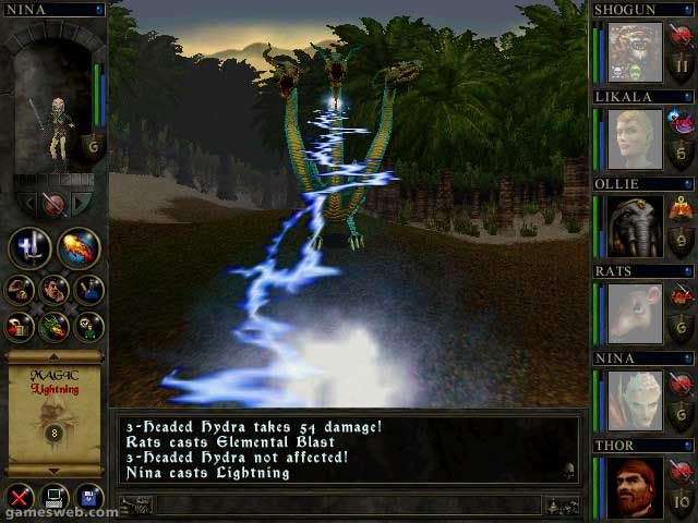 Wizards & Warriors Screenshots Archiv - Screenshots - Bild 17