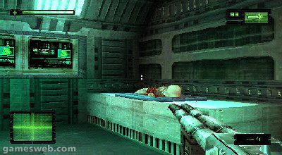 Alien Resurrection  Archiv - Screenshots - Bild 3
