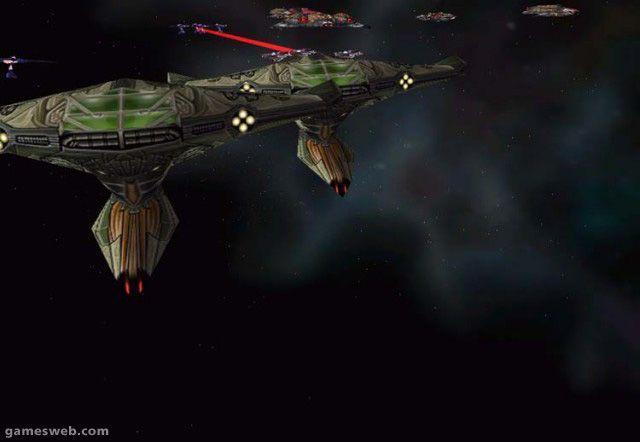 Starfleet Command 2 Screenshots Archiv - Screenshots - Bild 7