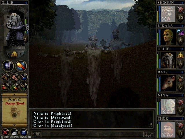Wizards & Warriors Screenshots Archiv - Screenshots - Bild 4