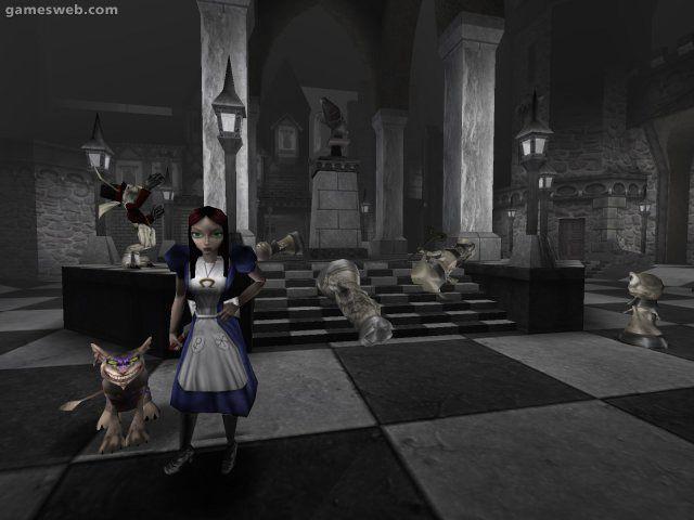 Alice  Archiv - Screenshots - Bild 27