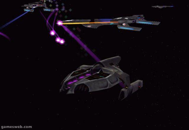 Starfleet Command 2 Screenshots Archiv - Screenshots - Bild 3