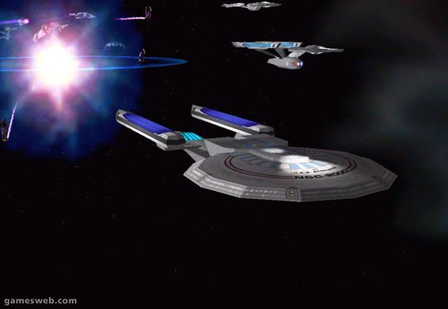 Starfleet Command 2 Screenshots Archiv - Screenshots - Bild 2