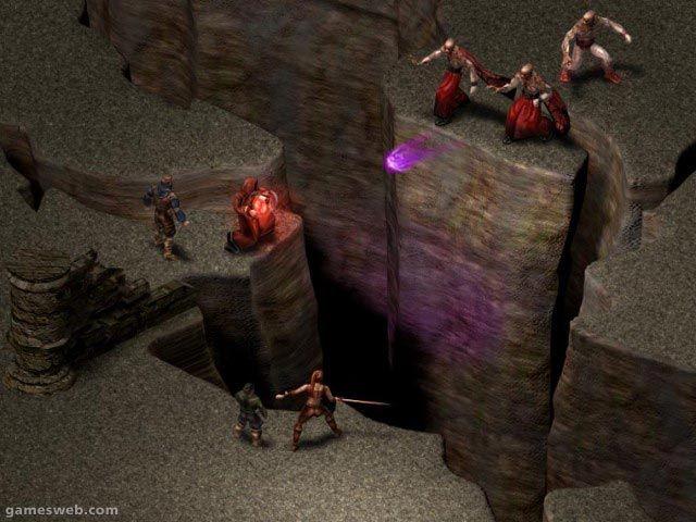 Pool of Radiance: Ruins of Myth Drannor  Archiv - Screenshots - Bild 9