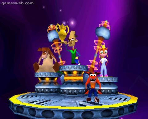 Crash Bash  Archiv - Screenshots - Bild 2
