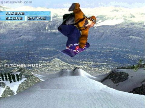 MTV Sports: Pure Ride  Archiv - Screenshots - Bild 5