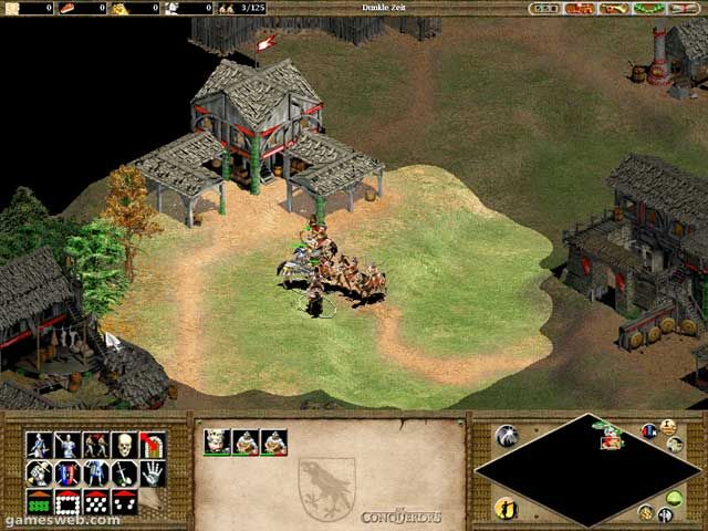 Age of Empires II: The Conquerors Expansion - Screenshots - Bild 4