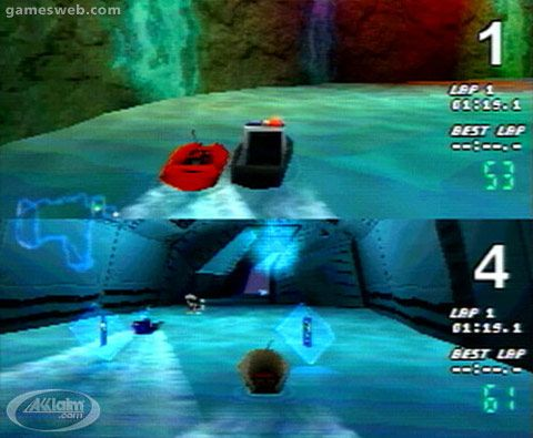 RC Revenge  Archiv - Screenshots - Bild 2