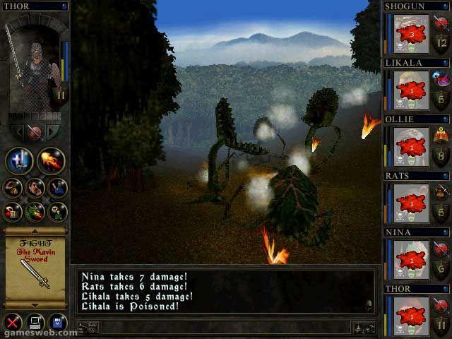 Wizards & Warriors Screenshots Archiv - Screenshots - Bild 10