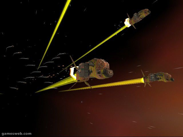 Homeworld: Cataclysm Screenshots Archiv - Screenshots - Bild 3