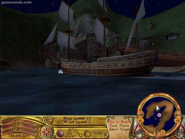 Sea Dogs  Archiv - Screenshots - Bild 33