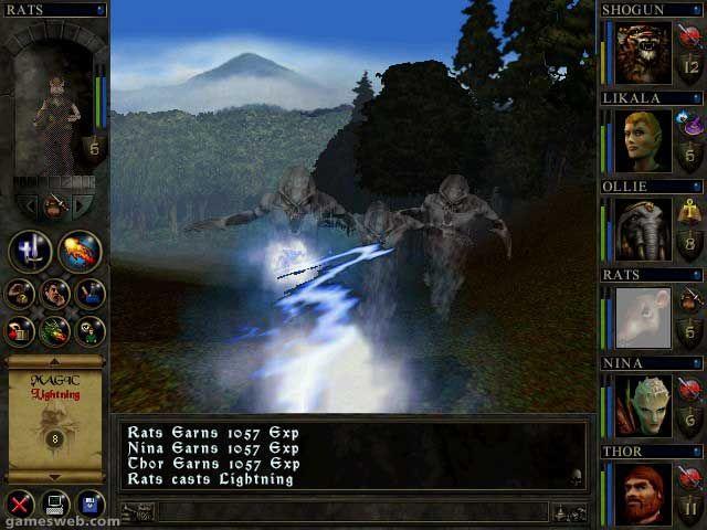 Wizards & Warriors Screenshots Archiv - Screenshots - Bild 8