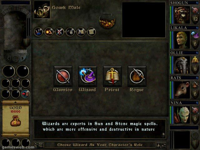 Wizards & Warriors Screenshots Archiv - Screenshots - Bild 2