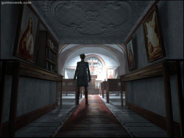 Blair Witch Project Screenshots Archiv - Screenshots - Bild 4