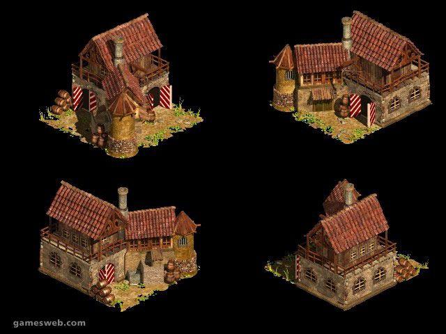 Anno 1503 Gebäude Archiv - Screenshots - Bild 14