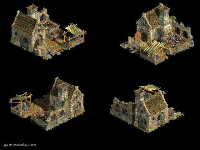 Anno 1503 Gebäude Archiv - Screenshots - Bild 17