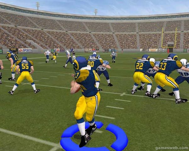 Madden NFL 2001 Screenshots Archiv - Screenshots - Bild 2