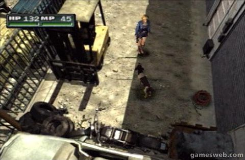 Parasite Eve II - Screenshots - Bild 2