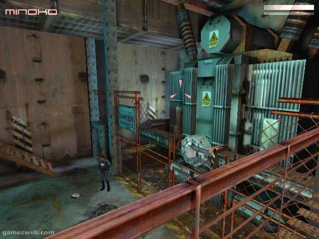 Project Eden  Archiv - Screenshots - Bild 26