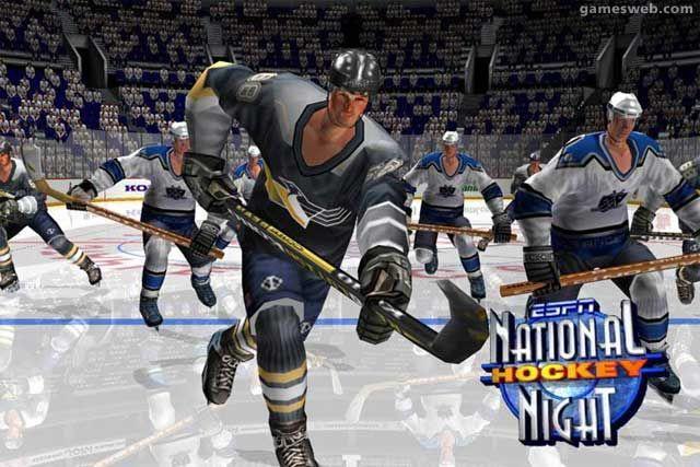 ESPN National Hockey Night  Archiv - Screenshots - Bild 7