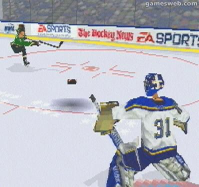 NHL 2001  Archiv - Screenshots - Bild 2