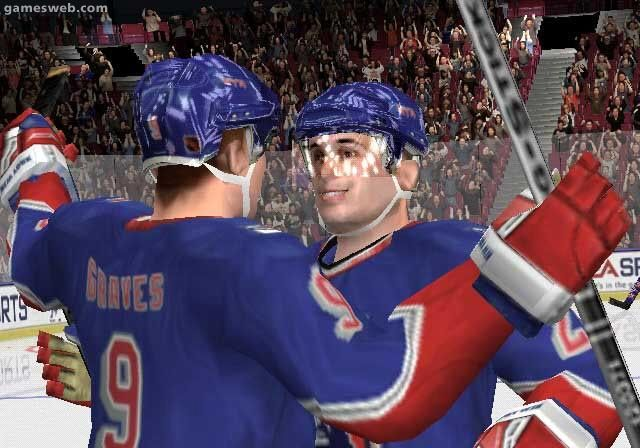NHL 2001  Archiv - Screenshots - Bild 7