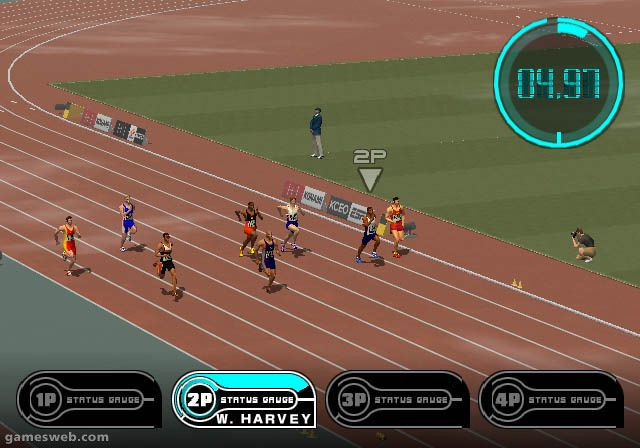 ESPN International Track & Field  Archiv - Screenshots - Bild 10