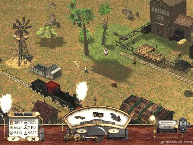 Frontierland Screenshots Archiv - Screenshots - Bild 2
