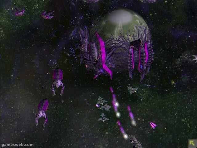 Conquest: Frontier Wars Screenshots Archiv - Screenshots - Bild 31