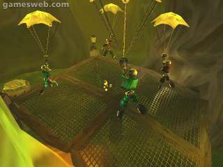 Rayman Revolution  Archiv - Screenshots - Bild 2
