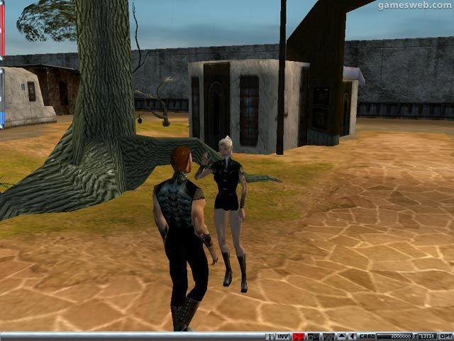 Anarchy Online Screenshots Archiv - Screenshots - Bild 9