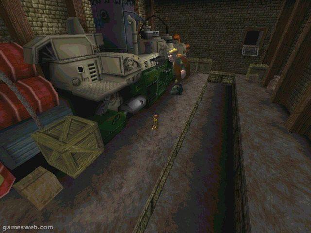 Chicken Run Screenshots Archiv - Screenshots - Bild 11