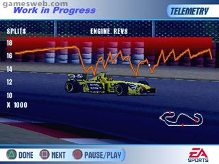 F1 Championship Season 2000  Archiv - Screenshots - Bild 15