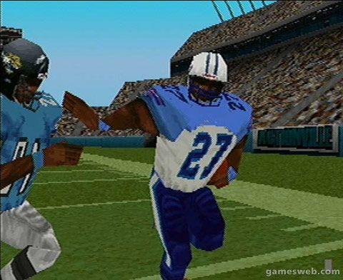 Madden NFL 2001  Archiv - Screenshots - Bild 5