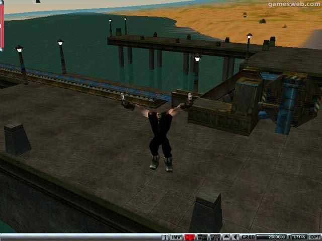 Anarchy Online Screenshots Archiv - Screenshots - Bild 13