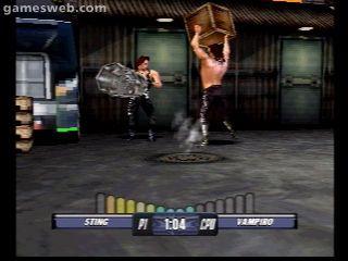 WCW Backstage Assault  Archiv - Screenshots - Bild 11