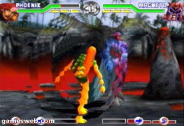 X-Men: Mutant Academy - Screenshots - Bild 15